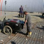 betonářské práce