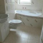 koupelny - stavební práce
