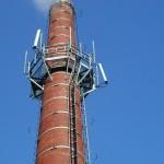 konstrukce ochozů na komíny