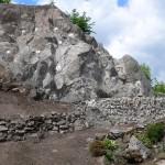 sanace a zabezpečení skalních svahů