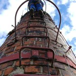 oprava spárování komínového zdiva